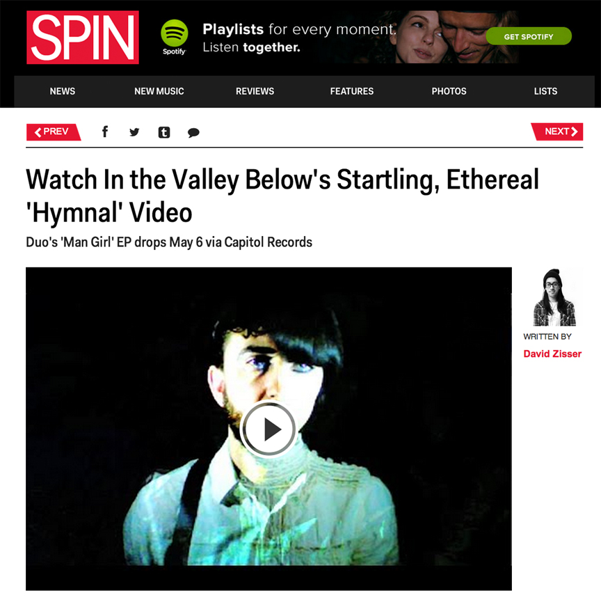 SPIN Hymnal