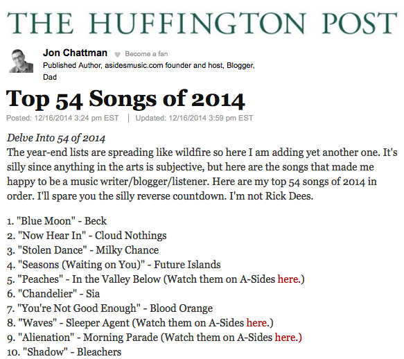 HuffingtonPost2014Best